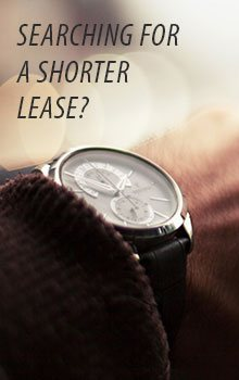 Looking for a short term car lease?