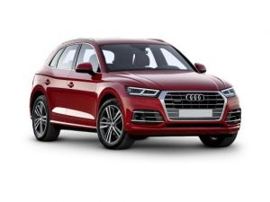 Audi Q5 Estate available on a 12 month car lease with 18000 miles over the term of the contract