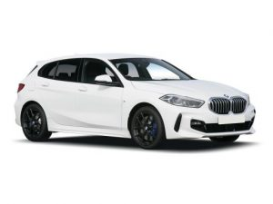 BMW 1 Series Hatchback available on a 12 month car lease with 9996 miles over the term of the contract
