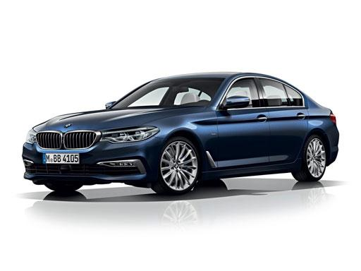BMW 5 Series Saloon available on a 12 month car lease with 18000 miles over the term of the contract