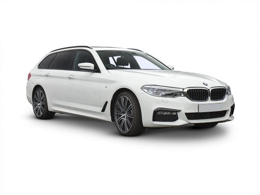 BMW 5 Series Tourer available on a 6 month car lease with 7500 miles over the term of the contract