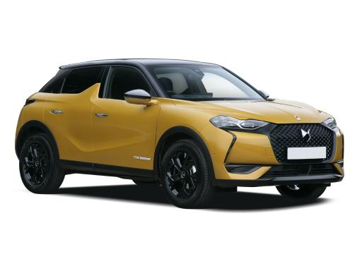 DS DS 3 Crossback Hatchback available on a 18 month car lease with 27000 miles over the term of the contract