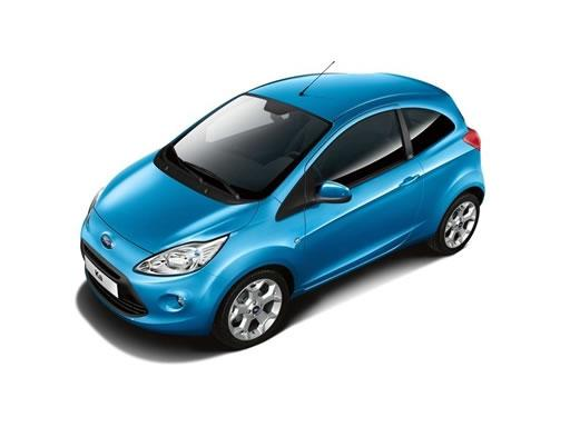 Ford KA+ Hatchback available on a 12 month car lease with 9996 miles over the term of the contract