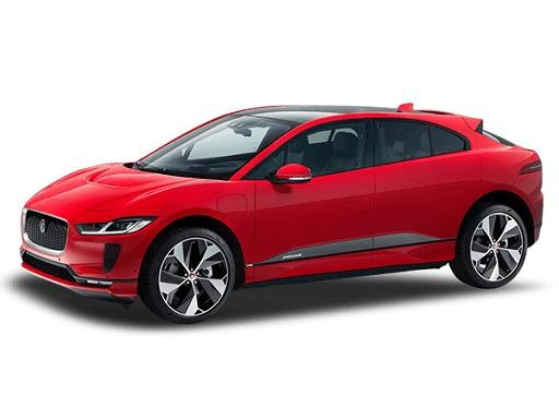 Jaguar I-Pace Estate available on a 12 month car lease with 15000 miles over the term of the contract