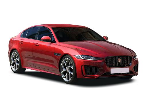 Jaguar XE Saloon available on a 12 month car lease with 9996 miles over the term of the contract