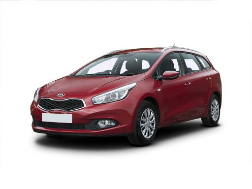 Kia Ceed Sportswagon available on a 6 month car lease with 9000 miles over the term of the contract