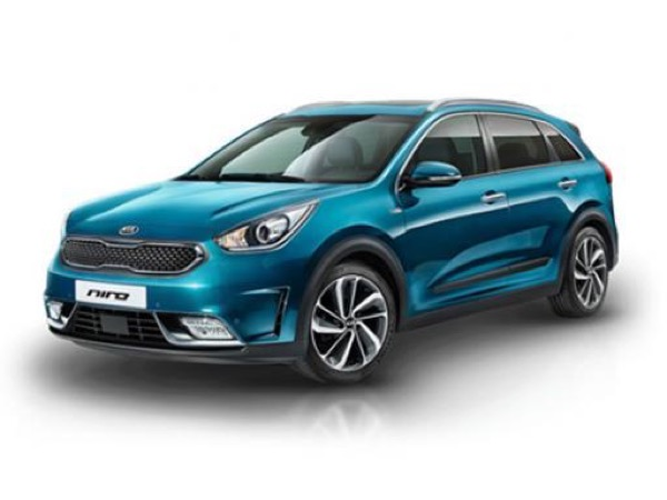Kia Niro Estate available on a 6.5 month car lease with 8125 miles over the term of the contract