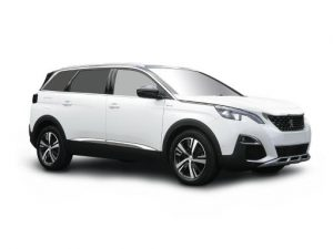 Peugeot 5008 Estate available on a 6 month car lease with 9000 miles over the term of the contract