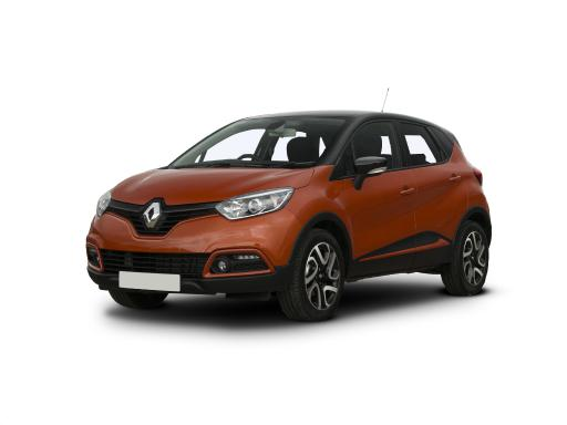 Renault Captur Hatchback available on a 6 month car lease with 9000 miles over the term of the contract