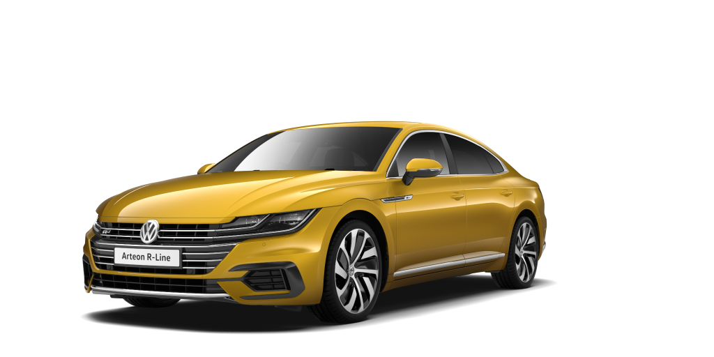 Volkswagen Arteon Fastback available on a 12 month car lease with 12000 miles over the term of the contract