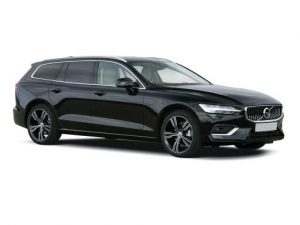 Volvo V60 Sportswagon available on a 5 month car lease with 10000 miles over the term of the contract