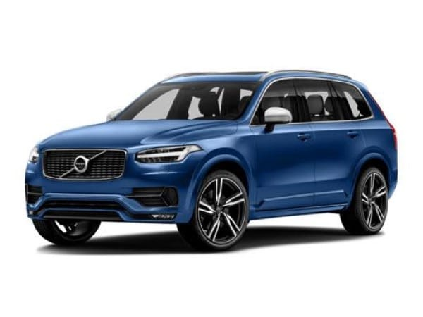Volvo XC90 Estate available on a 5 month car lease with 7500 miles over the term of the contract