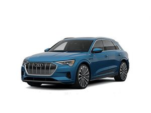 Audi E-Tron Estate available on a 5 month car lease with 7500 miles over the term of the contract