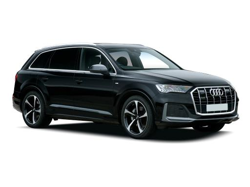 Audi Q7 Estate available on a 6 month car lease with 9000 miles over the term of the contract