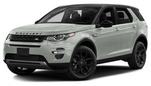 Land Rover Discovery Sport SW available on a 5 month car lease with 10000 miles over the term of the contract