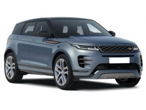 Land Rover Range Rover Evoque Hatchback available on a 5 month car lease with 10000 miles over the term of the contract