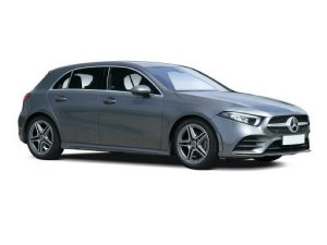 Mercedes-Benz A Class Hatchback available on a 6 month car lease with 9000 miles over the term of the contract