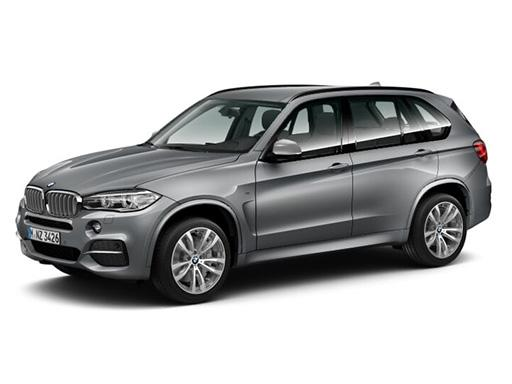 BMW X5 Estate available on a 9 month car lease with 11250 miles over the term of the contract