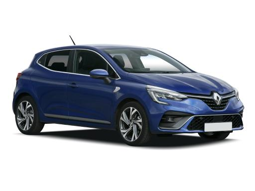 Renault Clio Hatchback available on a 6 month car lease with 9600 miles over the term of the contract