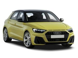 Audi A1 Sportback available on a 6 month car lease with 4998 miles over the term of the contract