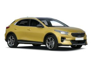 Kia XCEED Hatchback available on a 12 month car lease with 15000 miles over the term of the contract