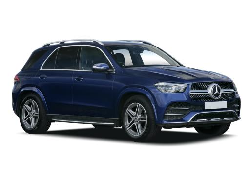 Mercedes-Benz GLE Estate available on a 23 month car lease with 23000 miles over the term of the contract