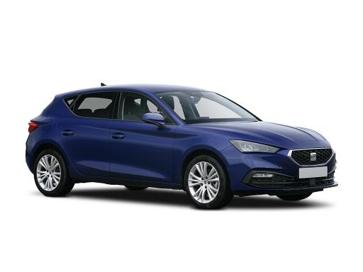 SEAT Leon Hatchback available on a 7 month car lease with 10500 miles over the term of the contract
