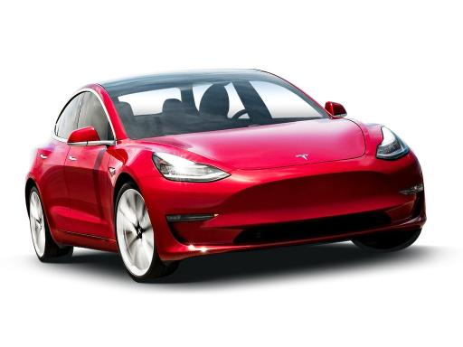Tesla Model 3 Saloon available on a 23 month car lease with 23000 miles over the term of the contract
