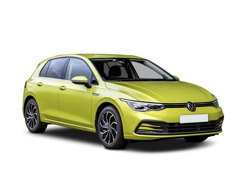 VW Golf Hatchback available on a 6 month car lease with 9000 miles over the term of the contract