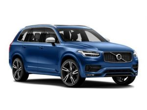 Volvo XC90 Estate available on a 12 month car lease with 12000 miles over the term of the contract