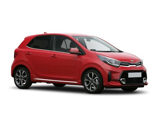 Kia Picanto Hatchback available on a 6 month car lease with 6000 miles over the term of the contract