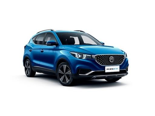 MG ZS Hatchback available on a 12 month car lease with 14400 miles over the term of the contract