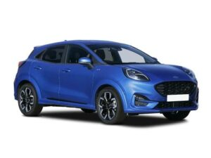 Ford Puma Hatchback available on a 12 month car lease with 9996 miles over the term of the contract