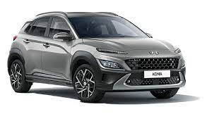 Hyundai Kona Hatchback available on a 18 month car lease with 14994 miles over the term of the contract