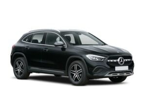 Mercedes-Benz GLA Hatchback available on a 23 month car lease with 19159 miles over the term of the contract